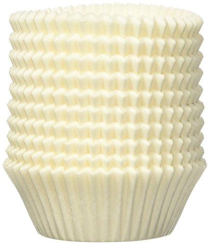 kaiser-769257-formine-di-carta-7-cm-200-pezzi-colore-bianco