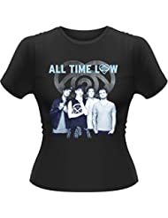 Plastic Head All Time Low Colourless (Blue) GTS - T-shirt - Femme