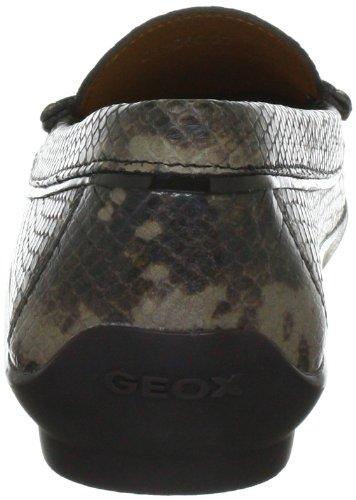 Geox DONNA ROMA D13Q6C00041C6029, Mocassins femme Marron-TR-I1-10