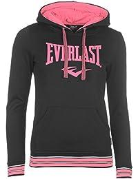 Everlast Mujer Logo Grande OTH Sudadera con Capucha