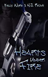 Hearts Under Fire by Hj Raine (2012-04-11)