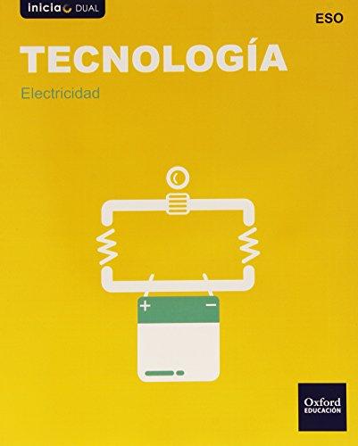 Tecnología Secundaria. Electricidad (Inicia Dual) - 9788467359664 por Varios Autores