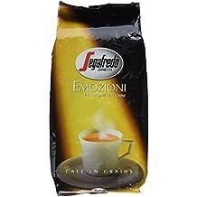 Segafredo Zanetti Emozioni 100% Arabica Bohne, 1er Pack (1 x 1 kg)