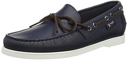 hackett-london-deckshoe-bow-zapatos-para-hombre-595navy-44-eu