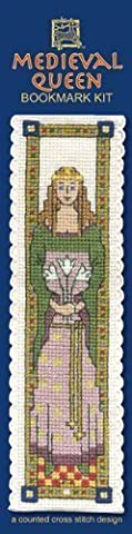 Textile Heritage Collection Cross Stitch Bookmark Kit - Medieval