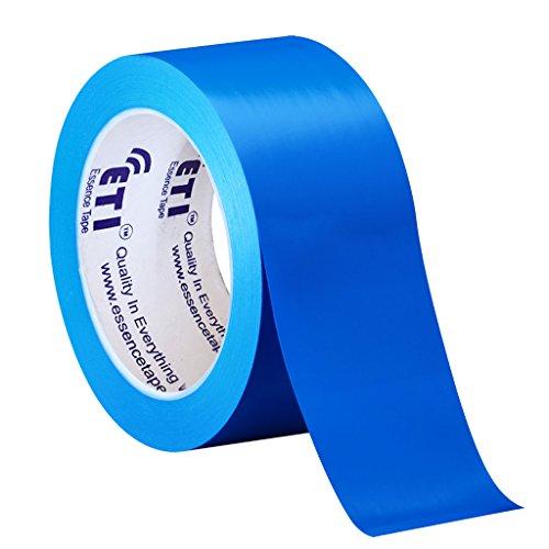ETI Blue Floor Marking Tape 72mm x 25metres