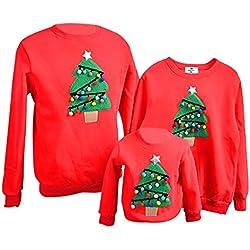 vestibilità classica 9fbe5 7ab2b Abbigliamento natalizio per bambini - shopgogo