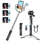 Mpow Selfie Stick Tripod, 3 in 1 Multifunctional Selfie Stick Monopod Tripod Phone