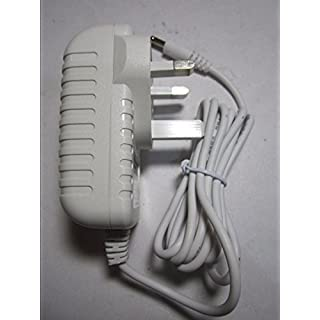 Replacement White 6V AC-DC Adapter Charger for MBP36S Baby Monitor Parents Unit