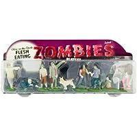 zombies que brillan en la oscuridad