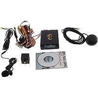 LoveOlvidoE Sistema de Seguimiento de vehículos GPS106-A para vehículos GPS y LBS