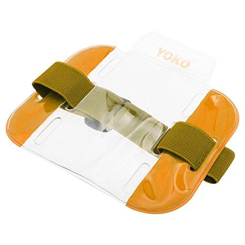 Yoko, Scarpe antinfortunistiche donna Arancio Fosforescente