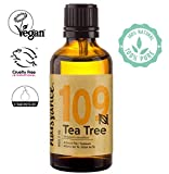 Naissance Aceite Esencial de Árbol de Té n. º 109 - 50ml - 100% Puro, vegano...