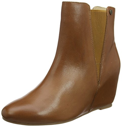Hush Puppies Damen Mytee Marloe Stiefel, Braun (Tan), 43 EU (Schuhe Puppies-damen Hush)