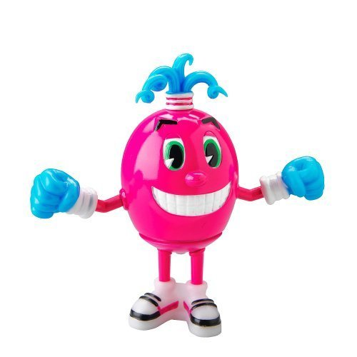 Pac-Man and the Ghostly Adventures, Pac Panic Spinner Action Figure, Pac's Pal Spiral by Pac-Man