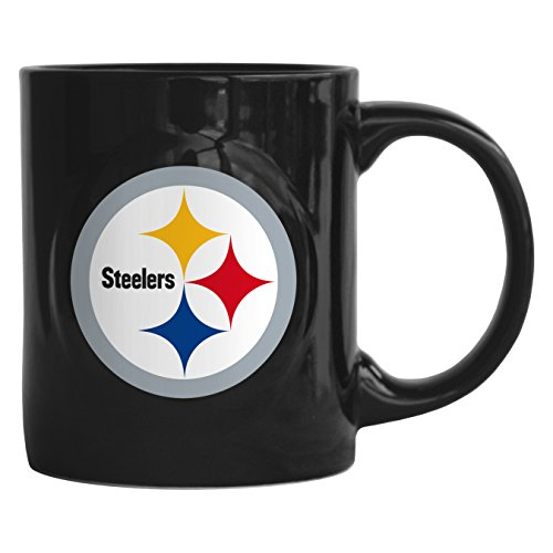 NFL Pittsburgh Steelers modellierte Rally Tasse, 11-Ounce