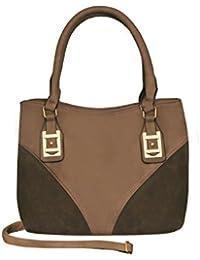Suprino Beautiful PU Leather Handbag For Girls / Women Shoulder Handbag