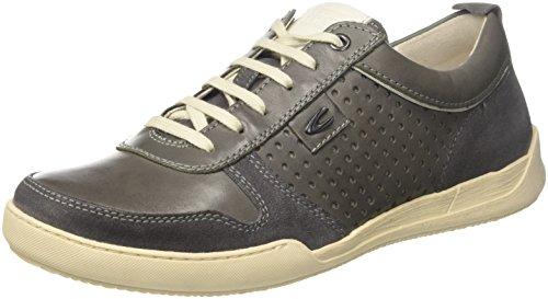 camel active Herren Light 11 Sneaker, Grau (Midgrey), 39 EU