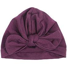 cfd83d921 Baby Hat para Bebe Recién Nacido de Algodón Suave
