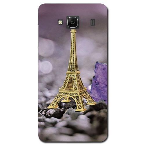 Kaira brand Designer Back Case Cover for Xiaomi Redmi 2 (Eiffel-Tower)