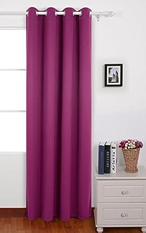 Rideau Placard - Deconovo Rideau Occultant Blackout Curtain de Maison