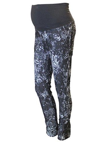 Pink Pixie - Jeans spécial grossesse - Femme Multicolore - Black Snake Print
