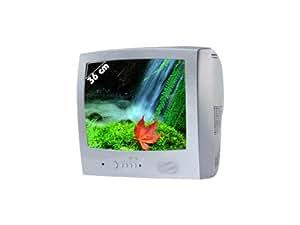 "Techwood TK 3608 MS TV CRT 14 "" (36 cm) 50 Hz"