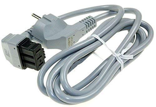 Anschlusskabel 00645033 Schuko, EU, 1,7m kompatibel mit Siemens, Bosch Spülmaschine, Dunstabzugshaube