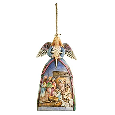 Nativity Angel Christmas Ornament