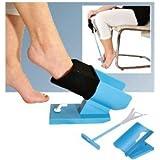 Diseño en forma de calcetín de la ayuda