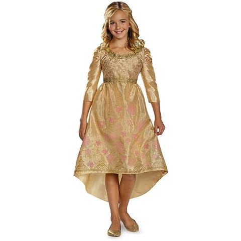 Disfraz Disney Maléfica Película Aurora coronación albornoz Niñas Classic disfraz