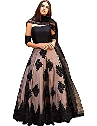 d6b71ce3cb0f3 Amazon.in  Blacks - Lehenga Cholis   Ethnic Wear  Clothing   Accessories