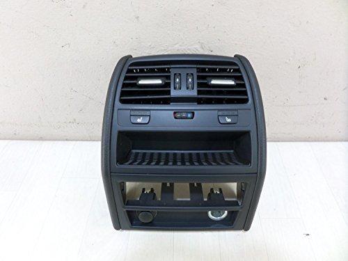 Luftdüse Rahmen Mittelkonsole Schalter Sitzheizung Blende hinten BMW F01 9171269