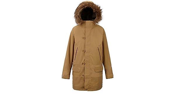 f631c5b3dfbf8 Burton - Veste De Ski Snow Cerena Parka Camel - Femme - Taille XS - Orange   Amazon.fr  Sports et Loisirs