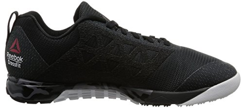 Reebok Crossfit Nano 6.0, Chaussures de Fitness Homme BD1164_40 EU_Gravel/Black/White/Pewter