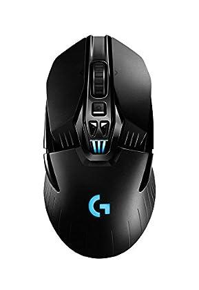 Logitech G903 - Ratón inalámbrico para Gaming c...