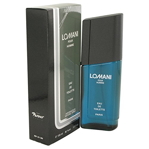 Lomani by Eau De Toilette Spray 3.4 oz/100 ml (Men)