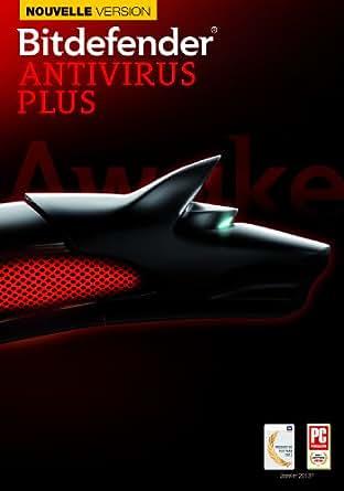 Bitdefender Antivirus Plus 2014 - Monoposte - Abonnement 1 an [Téléchargement]