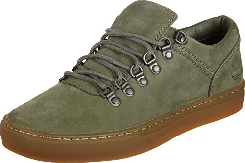 Timberland Homme Adventure 2.0 Cupsole Alpin Oxford Trainers, Vert