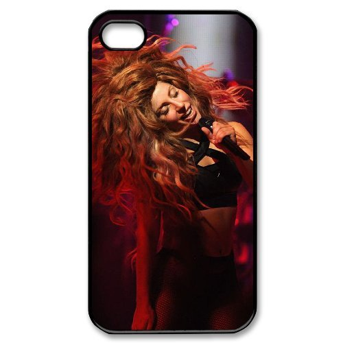 LP-LG Phone Case Of Lady Gaga For Iphone 4/4s [Pattern-6] Pattern-1