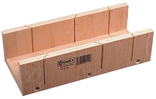 Preisvergleich Produktbild Connex Schneidlade 240 x 60 x 35 mm Mehrschicht-Holz, COX821240