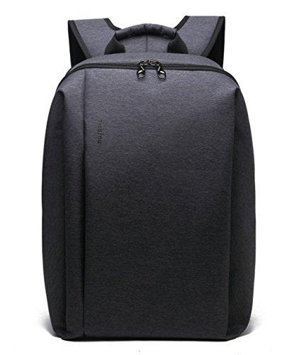 yacn-slim-nylon-laptop-rucksack-leinwand-rucksack-reisen-fur-432-cm-laptop-schwarz