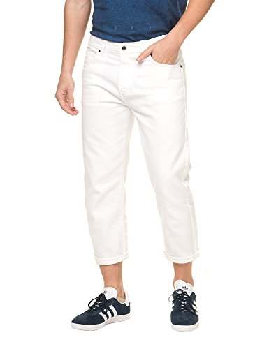 dr-denim-jeansmakers-mens-otis-mens-white-crop-jeans-in-size-w31-l32-white