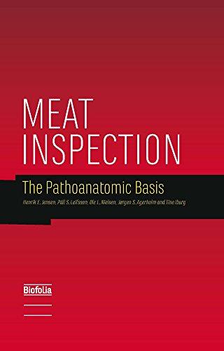 Meat Inspection: The Pathoanatomic Basis