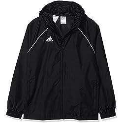 Adidas Chaqueta Unisex De Niños Color Negro