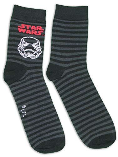 Star Wars Calcetines algodón hombre 5.5-8 UK Shoe