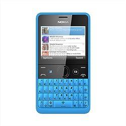 Nokia Asha 210 (Cyan)