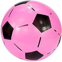 Damaila Fútbol de PVC, 16/18/20/25 cm Balón de fútbol para niños Entrenamiento de Regalo para niños Bolas elásticas de fútbol inflables de PVC Juguete Deportivo
