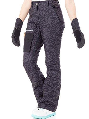 Damen Snowboard Hose Colour Wear Slant Hose