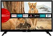 JVC LT-24VH5965 60 cm / 24 Zoll Fernseher (Smart TV inkl. Prime Video / Netflix / YouTube, HD-Ready, Bluetooth